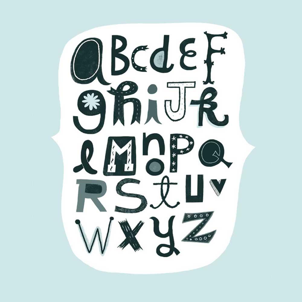 ¿Qué tipografía es?