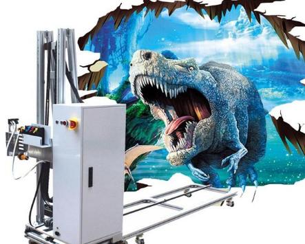Novedades….Impresora de pared automática 3D