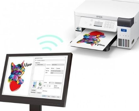 Epson Impresora A4 para sublimación, la SureColor SC-F100