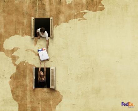 """Las Mejores Campañas …""""Vecinos"""" de FEDEX -2010"""