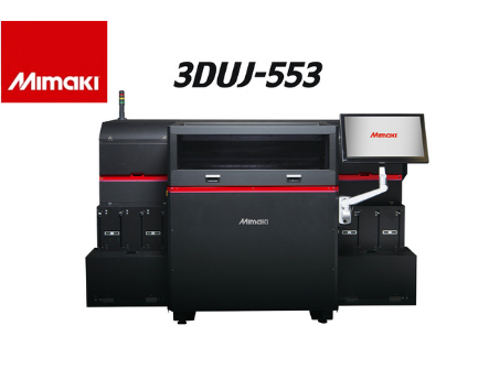 "Equipos "" Mimaki 3d printer -3DUJ-553"""
