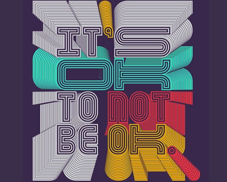 """Tendencia de diseño 2021 """"Diseño tipográfico del caos """""""