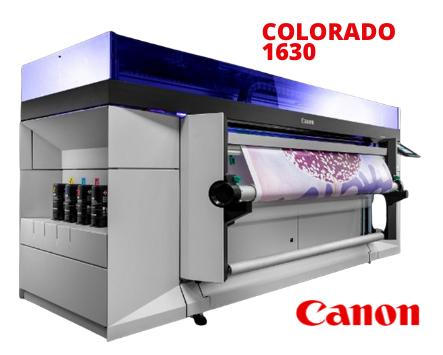 Canon : la nueva Colorado 1630