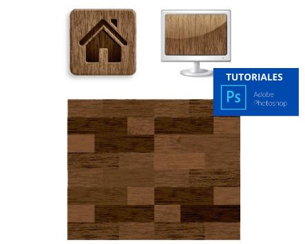Cómo crear un textura madera